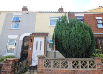 Thumbnail 2 bedroom terraced house to rent in Rackham Road, Norwich