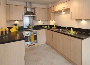 Thumbnail 3 bed end terrace house for sale in Silver Streak Way, Rochester, Kent