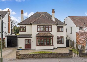Thumbnail 5 bed detached house for sale in Claremont Road, Bickley, Bromley