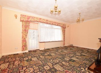 Thumbnail 3 bed semi-detached bungalow for sale in Hill Close, Istead Rise, Gravesend, Kent