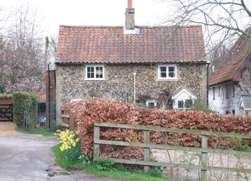 Thumbnail 1 bed semi-detached house for sale in School Lane, Benhall, Saxmundham