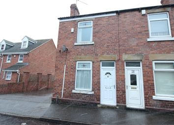 Thumbnail 2 bedroom end terrace house to rent in Carlyle Road, Maltby, Rotherham, South Yorkshire