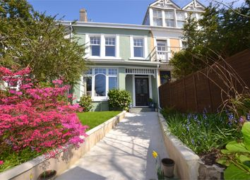 Thumbnail 5 bedroom terraced house for sale in Western Terrace, Falmouth