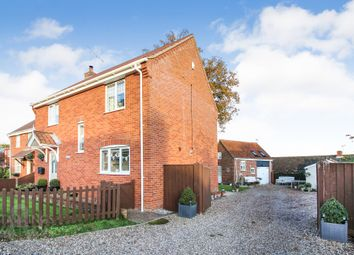 Thumbnail 5 bed detached house for sale in High Bungay Road, Loddon, Norwich