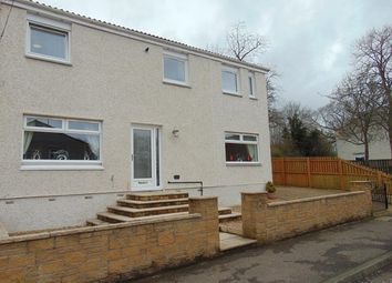 Thumbnail 5 bed semi-detached house for sale in Ness Drive, Blantyre, Glasgow