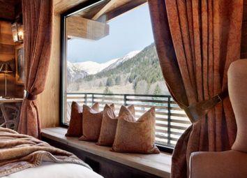 Thumbnail 5 bed chalet for sale in Chamonix-Mont-Blanc (Le Lavancher), 74400, France