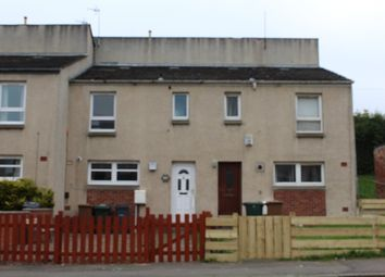 Thumbnail 3 bed terraced house for sale in Longstone Grove, Edinburgh