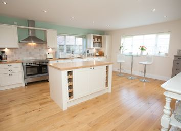 Thumbnail 5 bed detached house for sale in Rectory Gardens, Beckingham, Doncaster