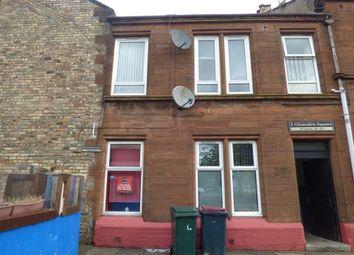 Thumbnail 1 bedroom flat for sale in Glencairn Square, Kilmarnock