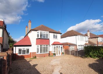 Thumbnail 4 bed detached house to rent in Northey Avenue, Sutton, Surrey