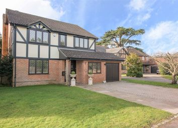 Thumbnail 4 bed detached house for sale in Bridge Close, Walton-On-Thames