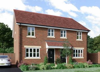 Thumbnail 2 bed semi-detached house for sale in Chiltern Close, Chalgrove, Oxford