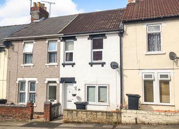 Thumbnail 3 bedroom terraced house for sale in Dryden Street, Swindon