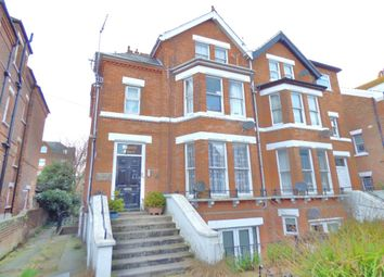 Thumbnail 1 bedroom flat to rent in Christ Church Road, Folkestone