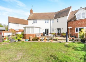 Thumbnail 5 bed link-detached house for sale in The Tythings, Howe Green, Chelmsford