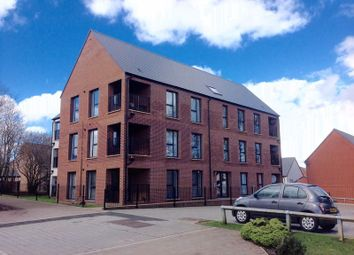 Thumbnail 2 bed flat for sale in Ketley Park Road, Ketley, Telford, Shropshire.
