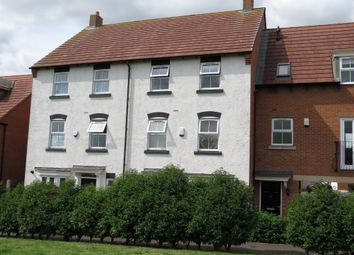 Thumbnail 4 bed town house for sale in Montgomery Terrace, Montgomery Road, Earl Shilton
