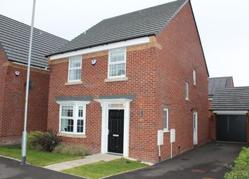 Thumbnail 4 bed detached house for sale in Wren Way, Kingsway, Rochdale
