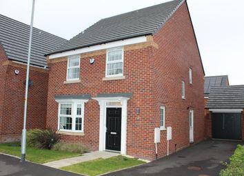 Thumbnail 4 bed detached house for sale in Wren Way, Kingsway, Rochdale