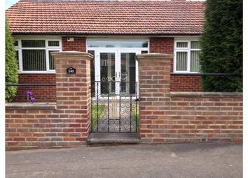 Thumbnail 3 bed detached bungalow to rent in Lynncroft, Eastwood, Nottingham