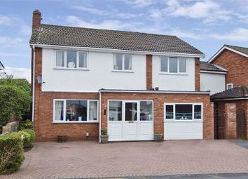 Thumbnail 5 bed detached house for sale in High Grange, Lichfield
