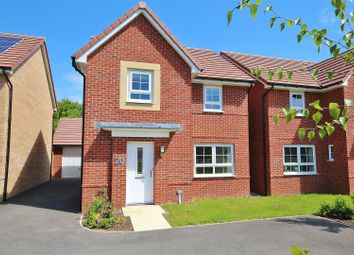 Thumbnail 4 bed detached house for sale in St Wilfreds Drive, Barff Lane, Brayton