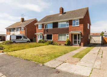 Thumbnail 3 bed semi-detached house for sale in Mountwood Road, Southbourne, Emsworth