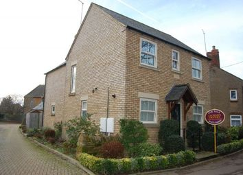 Thumbnail 3 bed detached house for sale in Brington Road, Long Buckby, Northampton