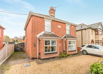 Thumbnail 4 bed detached house for sale in Newtown Road, Southampton