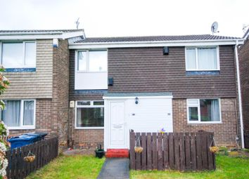 Thumbnail 2 bed flat for sale in Leicester Way, Jarrow