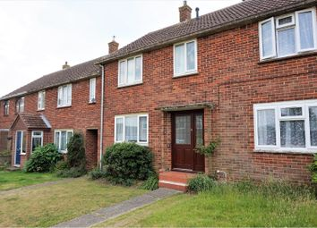 Thumbnail 3 bed terraced house for sale in St. Vincents Close, Littlebourne, Canterbury