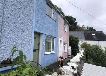 Thumbnail 2 bed terraced house for sale in Dickslade, Mumbles, Swansea