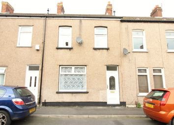 Thumbnail 3 bed terraced house for sale in Mansel Street, Newport