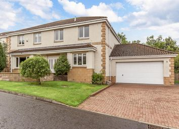 Thumbnail 5 bed property for sale in Skivo Wynd, Murieston, Livingston