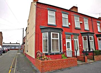 Thumbnail 3 bed end terrace house for sale in Wycliffe Street, Rock Ferry, Birkenhead