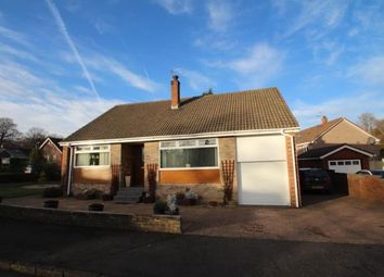 Thumbnail 4 bed bungalow for sale in Orchy Crescent, Airdrie, North Lanarkshire
