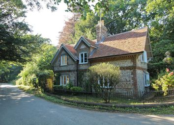 Thumbnail 2 bed cottage to rent in The Green, Froxfield, Petersfield