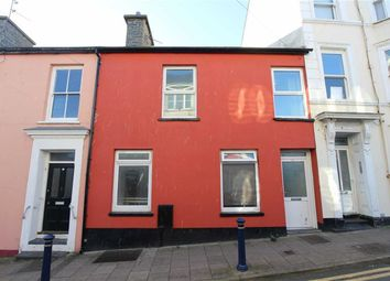 Thumbnail 5 bed terraced house for sale in Queen Street, Aberystwyth
