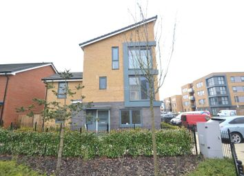 Thumbnail 4 bed semi-detached house to rent in Greenham Avenue, Reading