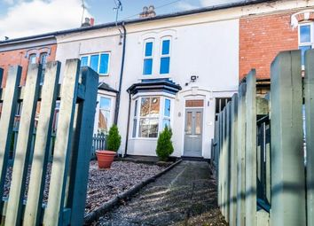 Thumbnail 3 bed terraced house for sale in Grove Avenue, Acocks Green, Birmingham, West Midlands