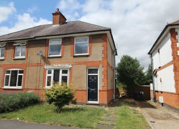Thumbnail 3 bed semi-detached house for sale in Bardon Road, Barwell, Leicester