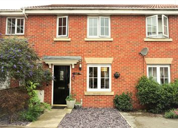 Thumbnail 3 bed terraced house for sale in Read Close, Fernwood, Newark