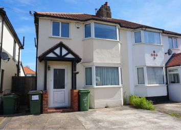 Thumbnail 3 bed semi-detached house to rent in Beverley Gardens, Worcester Park