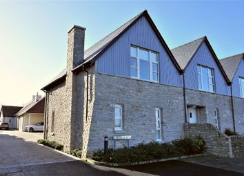 Thumbnail 2 bed end terrace house for sale in Dragons Court, Dorchester