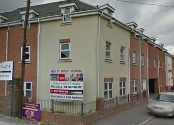 Thumbnail 2 bed flat to rent in Rose Hill, Willenhall