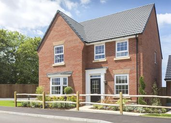 "Thumbnail 4 bed detached house for sale in ""Holden"" at Westend, Stonehouse"
