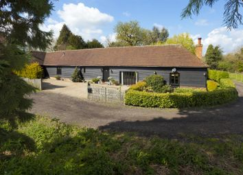 Thumbnail 4 bed barn conversion to rent in Bargan Hill Farm, Pitstock Road, Sittingbourne