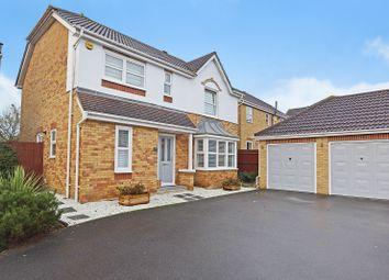 Thumbnail 4 bed detached house for sale in Chestnut Lane, Kingsnorth, Ashford