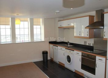 Thumbnail 1 bed flat to rent in Knightstone Causeway, Weston-Super-Mare