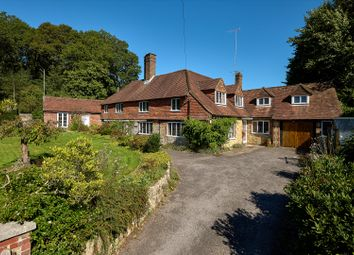 Thumbnail 6 bed detached house for sale in Church Road, Shottermill, Haslemere, Surrey